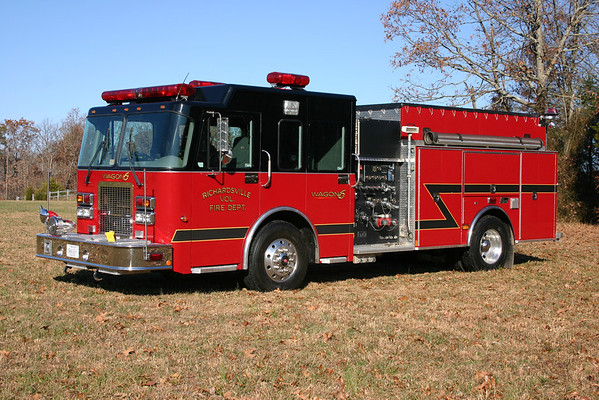 Company 6 - Richardsville Fire Department
