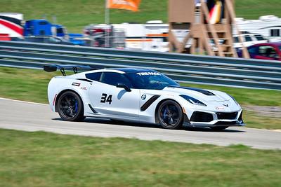 2021 SCCA Pitt Race Aug TT Silver 34 Vette