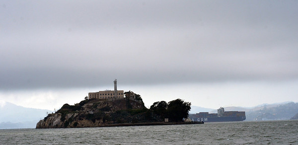Day 08 - Chinatown and Alcatraz