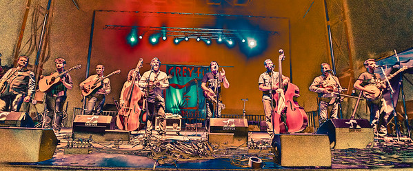 The Grateful Ball The Travelin' McCourys and Jeff Austin Band