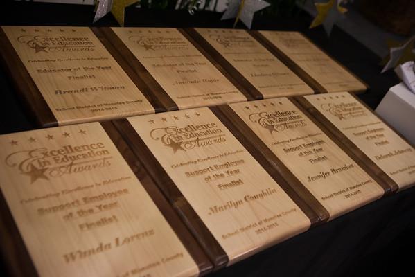 mef | exc in ed Teacher awards 2014-15
