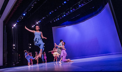 Colburn School - 2014 Spring Dance Theater
