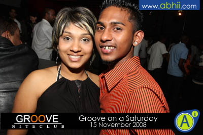 Groove - 15th November 2008
