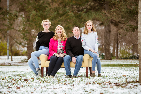Anderson Berry Family