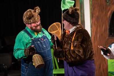 Goldilocks Show