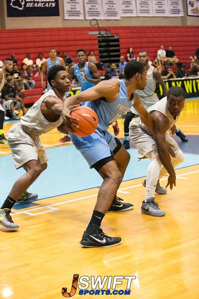 Pro City Basketball -TNP VS Dyckman-NYAC (8.4.15)