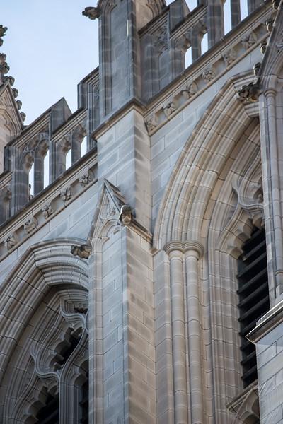 National Cathedral - Darth Vader Gargoyle