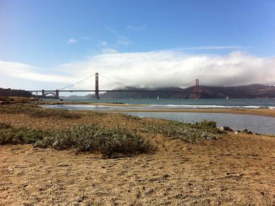 201309 Oakland, Big Basin, Santa Cruz, Lake Chabot