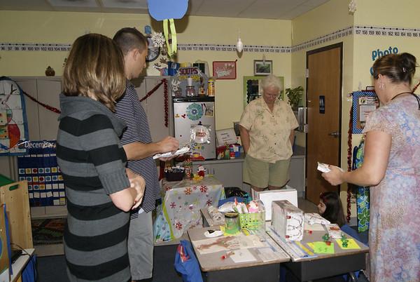 Holiday Show & Parents Visit