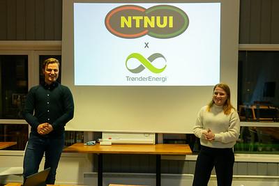 Lansering NTNUI Seiling og Trønder Energi