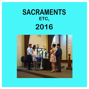 Sacraments 2016