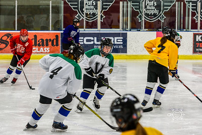 Marj McAusland Girls Hockey 26-OCT-19