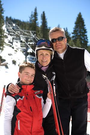 Ski Adventure March 2007