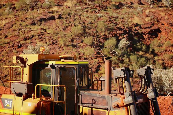 Mt Whaleback Mine Newman W Australia