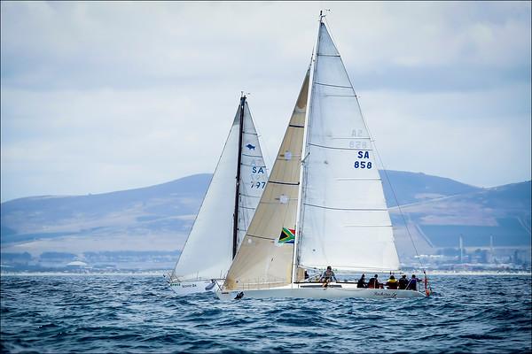 Sailing For Madiba