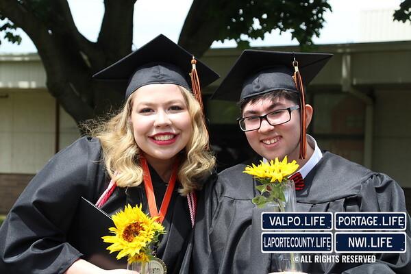 Westville High School Graduation 2017