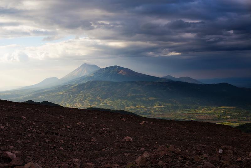 Volcanoes of Nicaragua