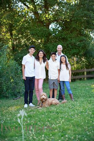 Penney Family 2017