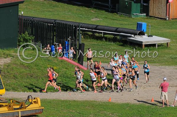 US Mountain Running Championships - Women 2014