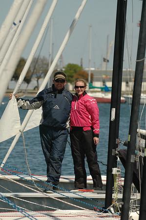 Matt Braun and Melissa Orndorf