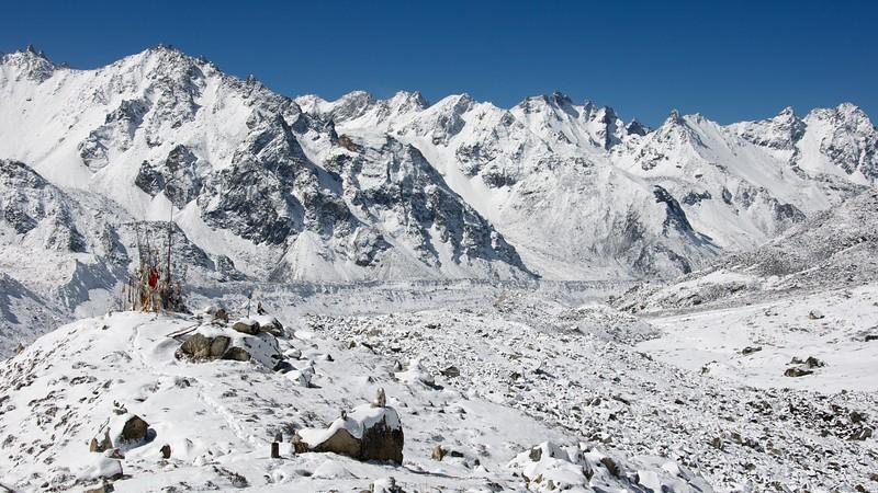 Den 16: Kanchenjunga Base Camp - Tseram
