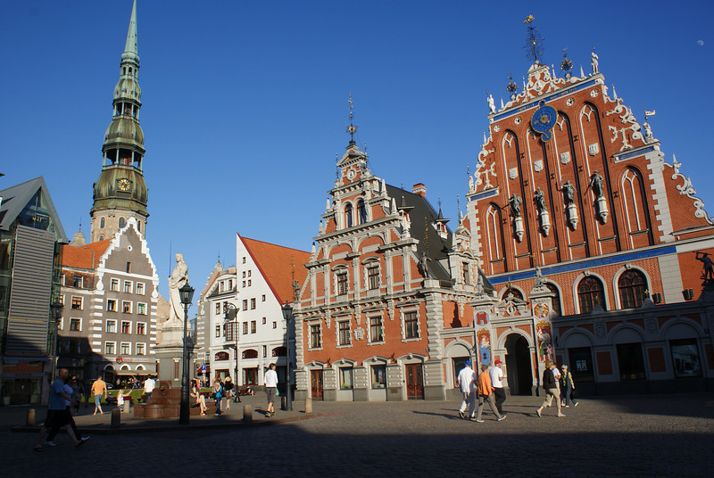 Riga Plaza.