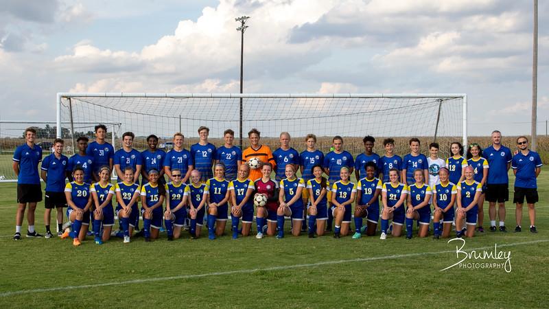 ECS G Soccer vs Bosse 9-14-21