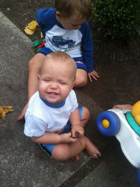 Balin and Owen