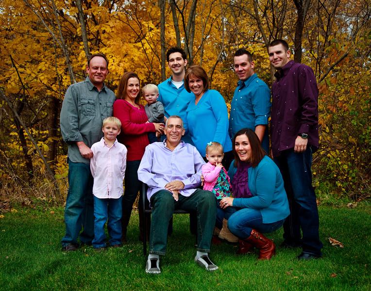 Brenda Family Portraits