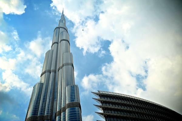 Bustan Madihin Concert at Burj Khalifa, Dubai