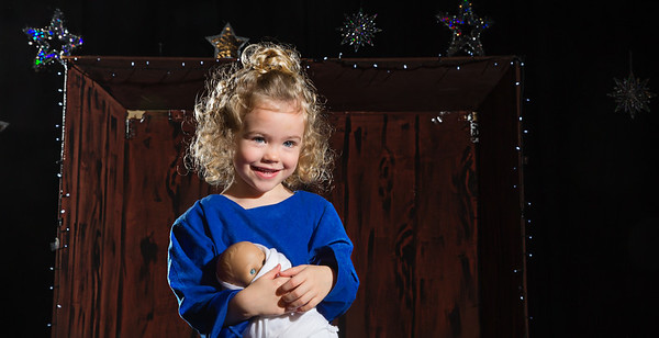 KH Nursery Nativity 2017
