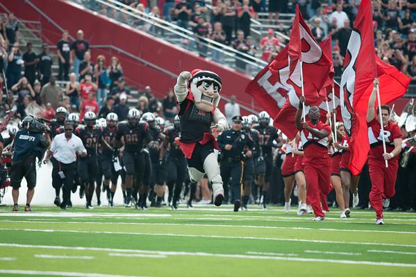 UConn vs Rutgers 10/6/12