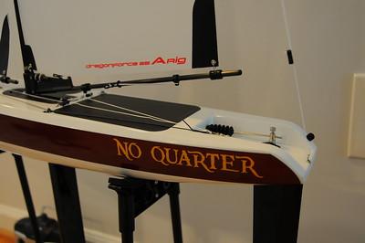 2020 No Quarter DragonForce RG65 Maiden Voyage