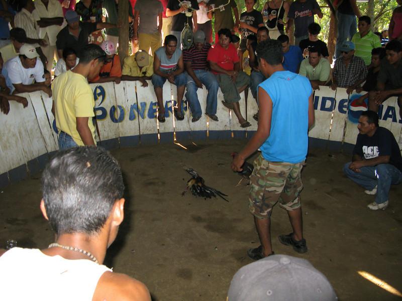 heated battle  nicaragua