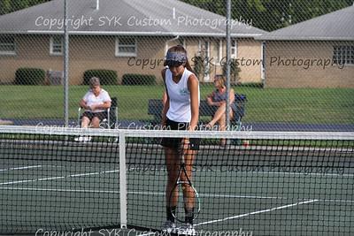 WBHS Tennis vs Lordstown