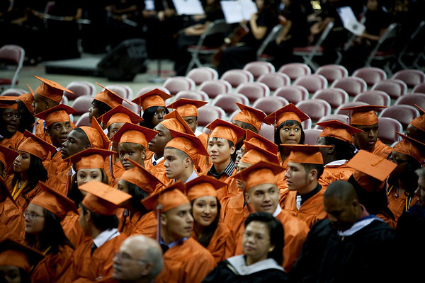 Bon's Graduation 2010