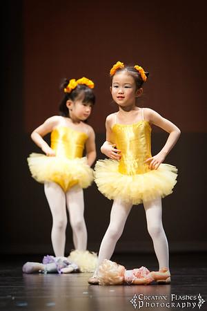 NWCS Kindergarten Dance Class