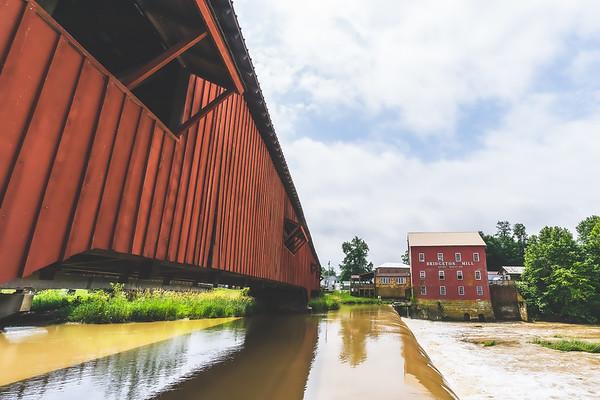 Indiana Bridges & Mills