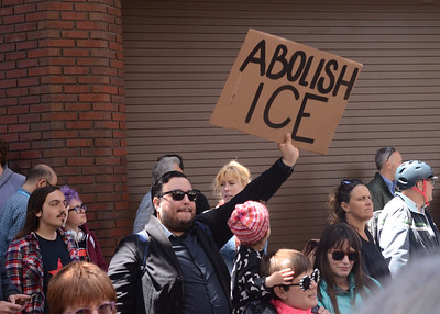 ICE Protest - San Francisco