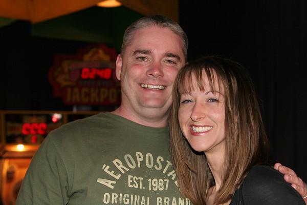 Allan's Birthday at D&B - April 22, 2007