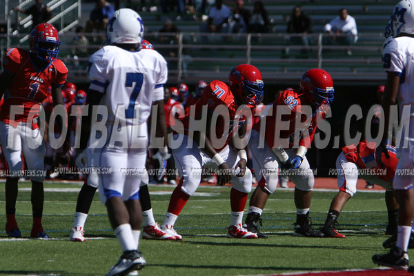 2010 East Orange Jaguars v Montclair