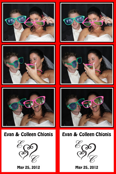 Colleen & Evan May 25, 2012