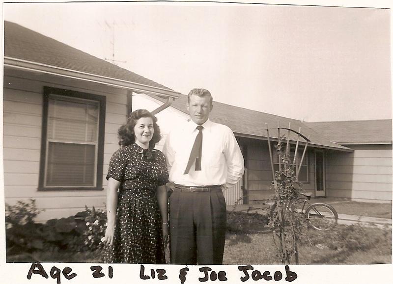 Betty  & Joe Jacob, a cadet.jpg