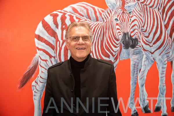 Nov 4, 2019 Laverdin Gallery's Private Preview of Helmut Koller's Exhibition