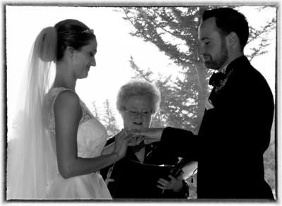 Roisin and Patrick Wedding JPL 2014