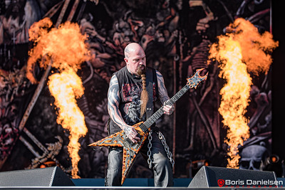 Slayer @ Tons Of Rock Festival 2019.