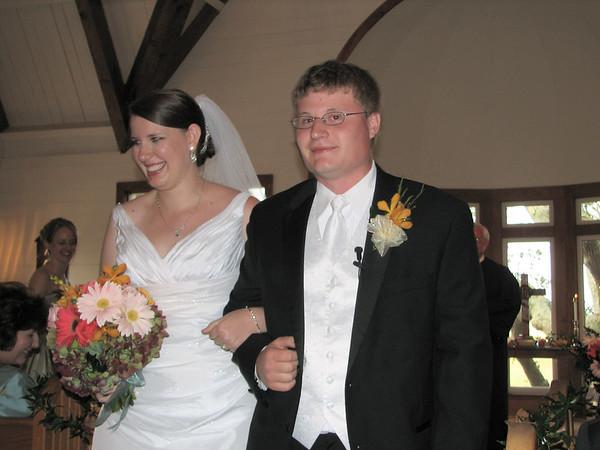 Sean's Wedding, Someone Else's Camera