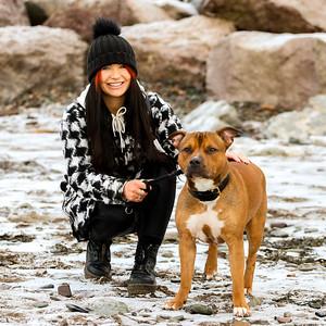Dog Portrait Shoot - Lauren Armstrong