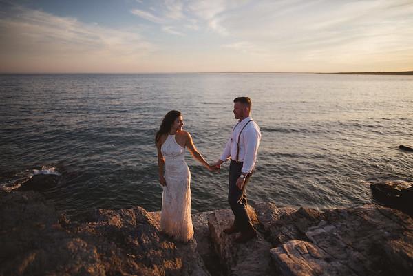 Kasey & Chris - Wedding in Rhode Island