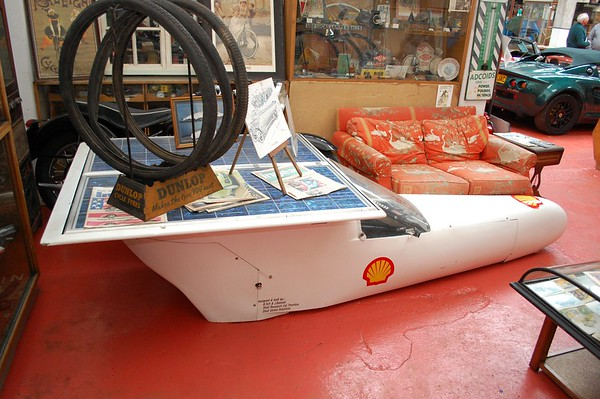 Mouldsworth Motor Museum